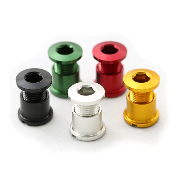 Chainring bolts  7.2mm forged AL-7075