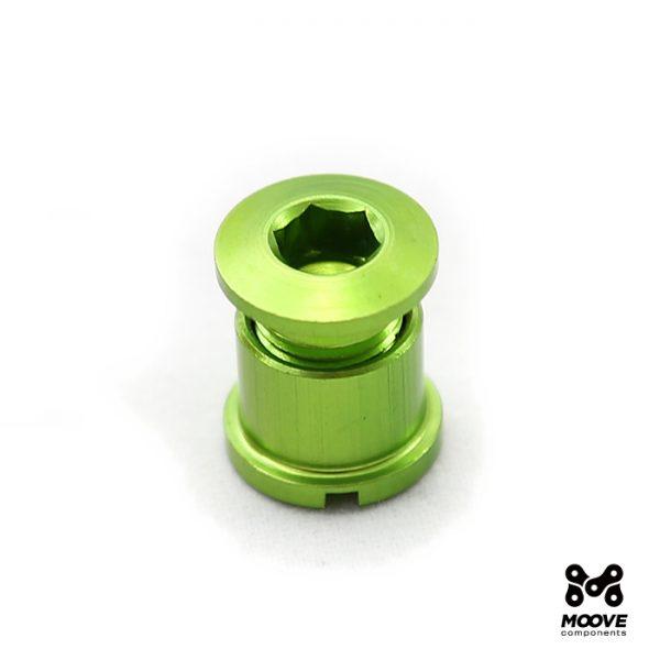 green chainring bolt